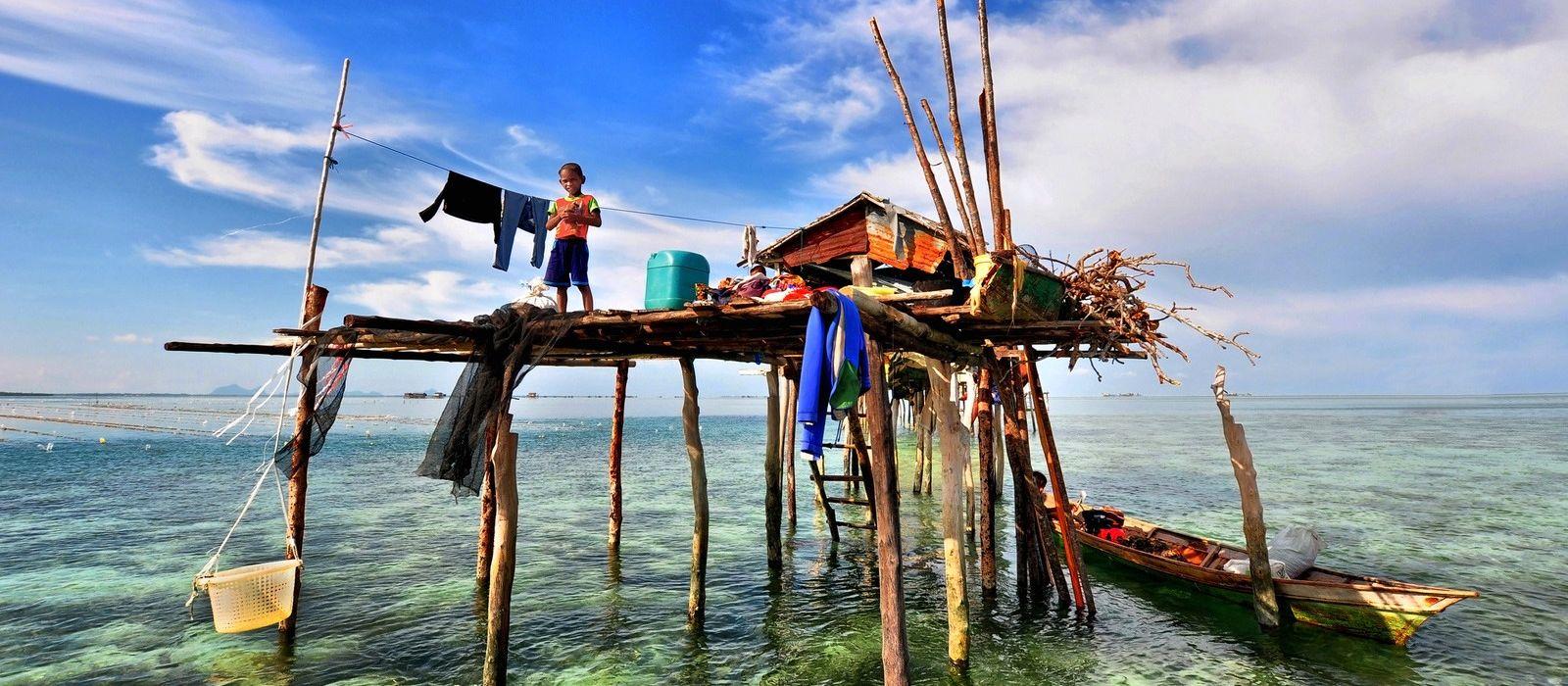 Abenteuer Wildnis – Borneos Dschungel und Strände Urlaub 3