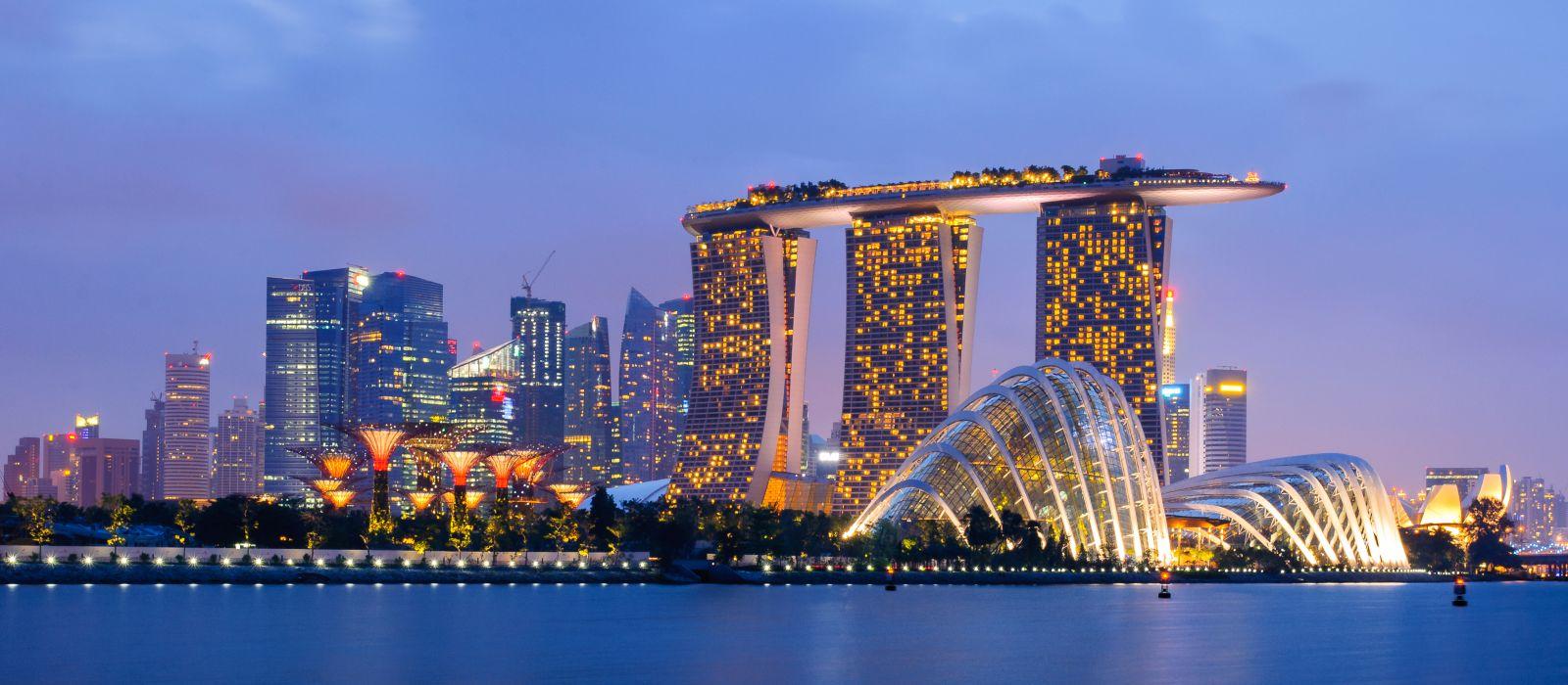 Singapur und Malaysias Halbinsel Urlaub 4
