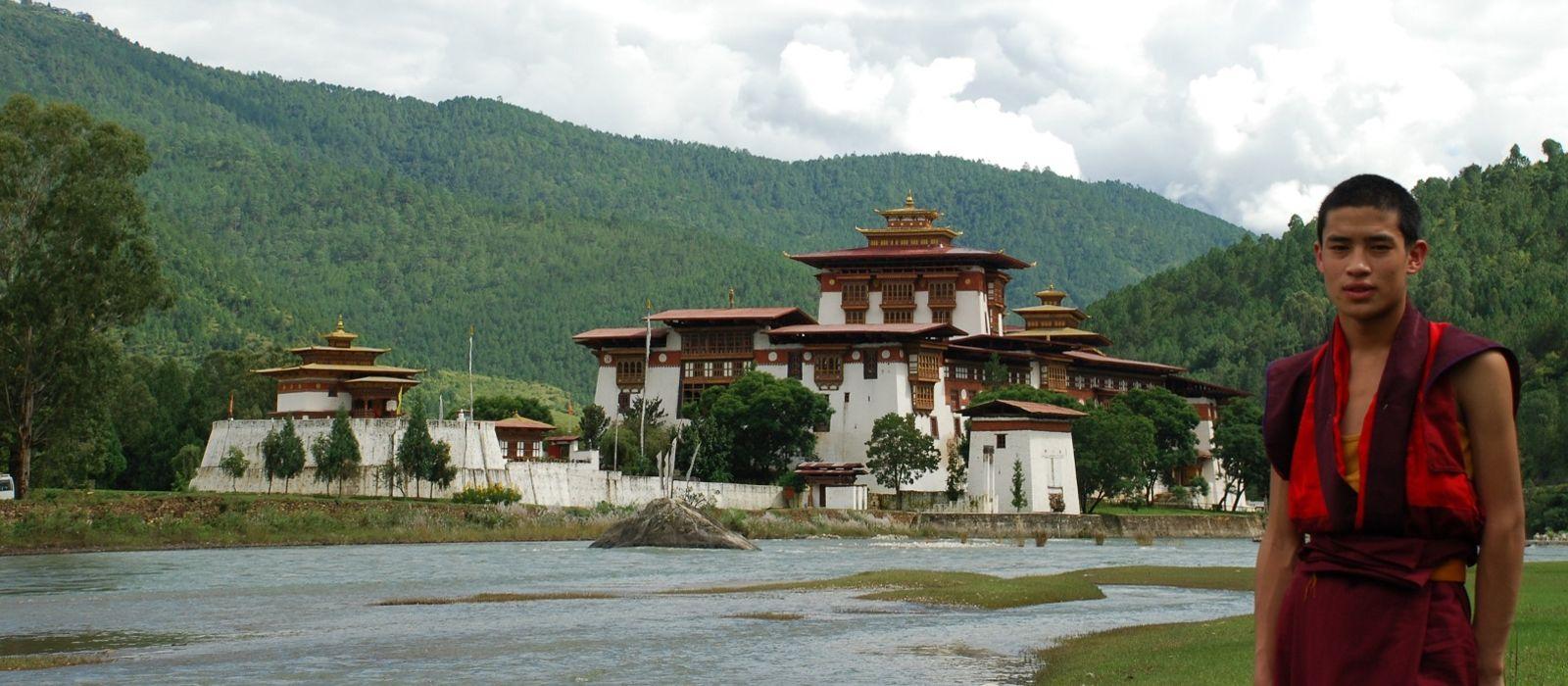 Luxury Bhutan and Thailand Paradise Islands Tour Trip 8