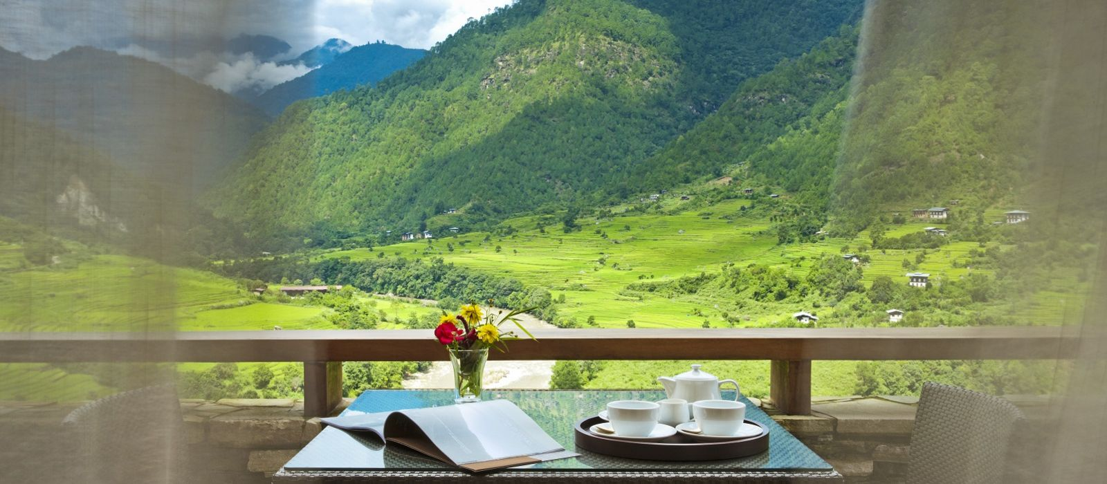 Exklusive Bhutan Luxusreise Urlaub 5