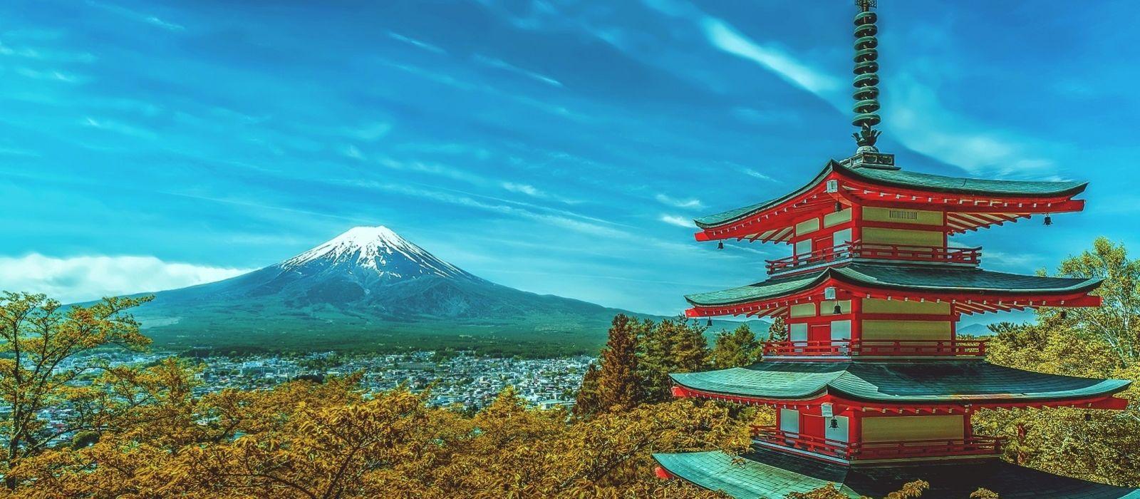 Auf den Spuren des Zen in Japan Urlaub 5