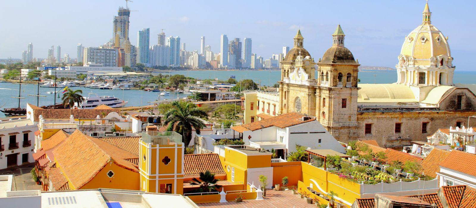 Kolumbien für Einsteiger Urlaub 2