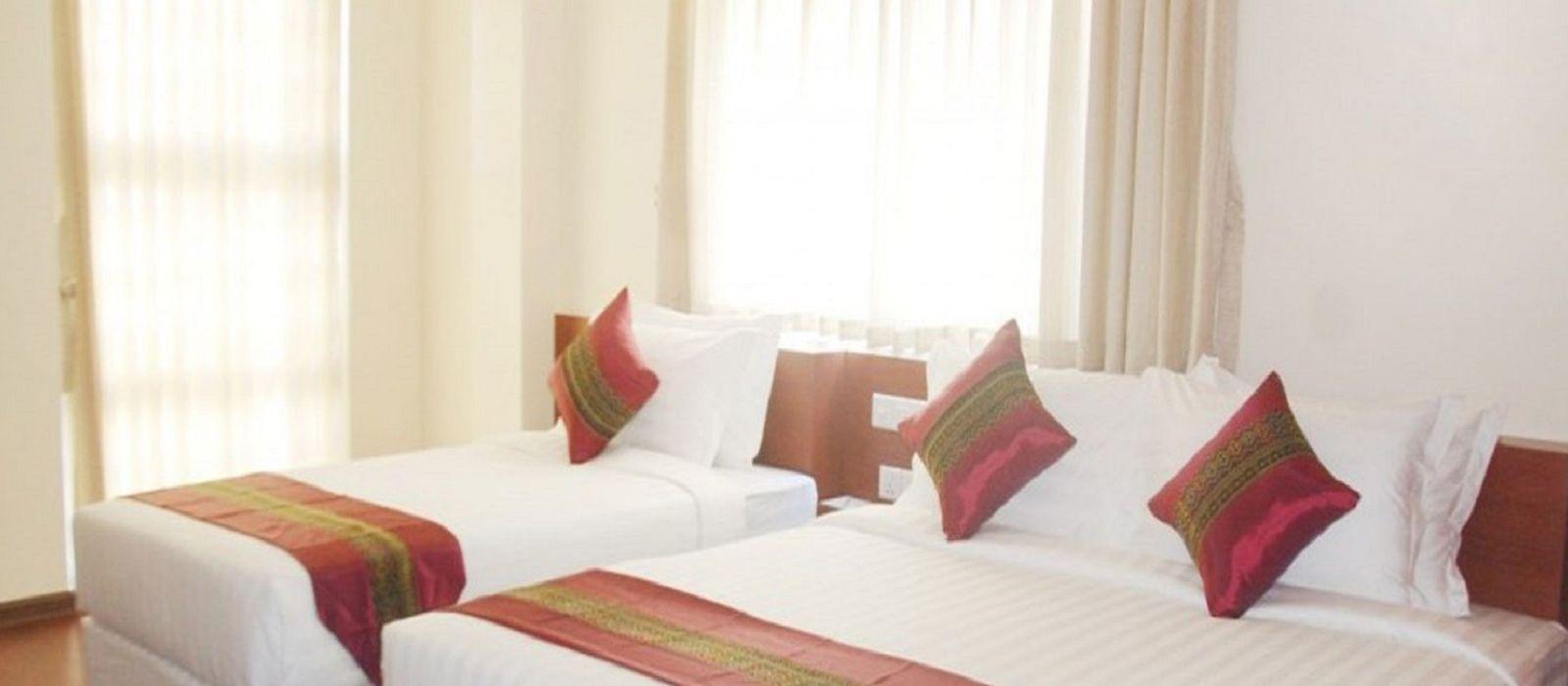 Hotel Memory  Sittwe Myanmar