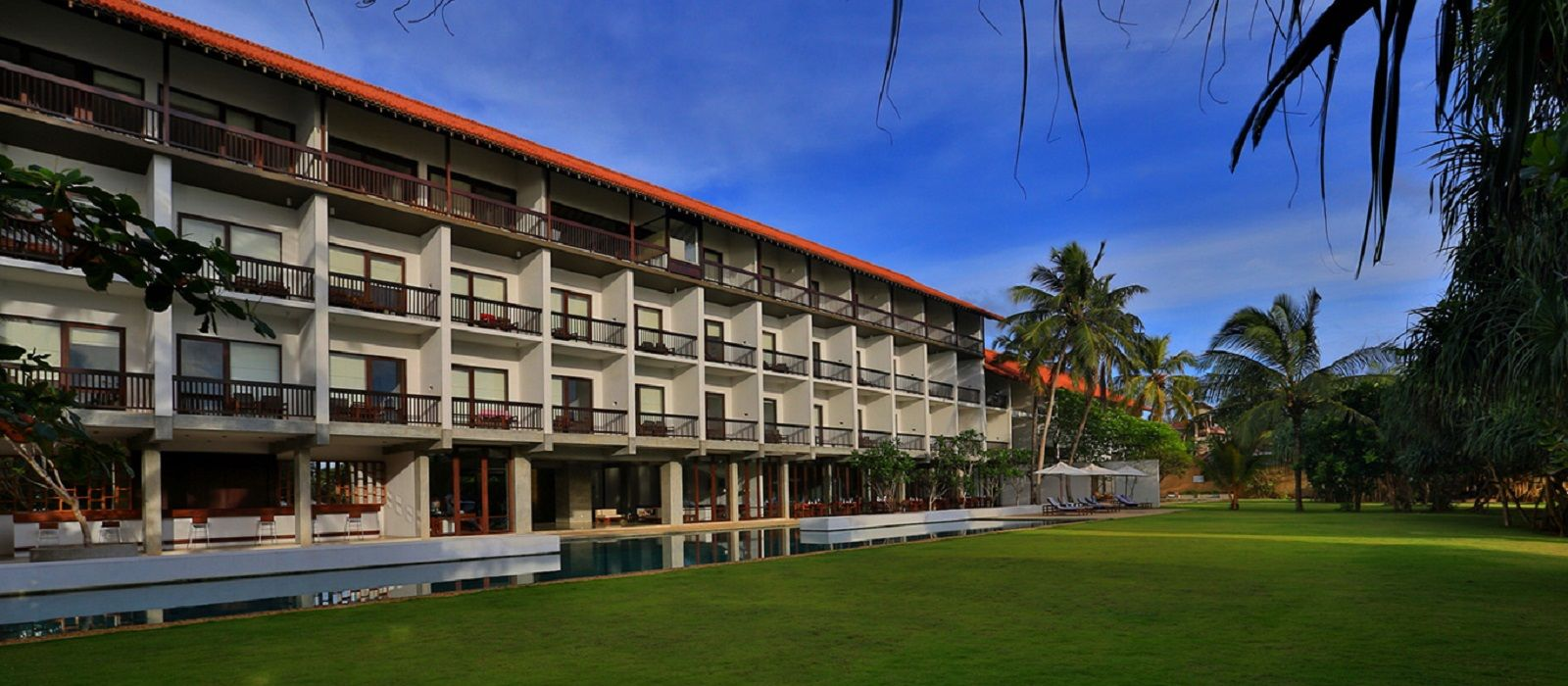 Hotel Temple Tree Resort und Spa, Bentota Sri Lanka