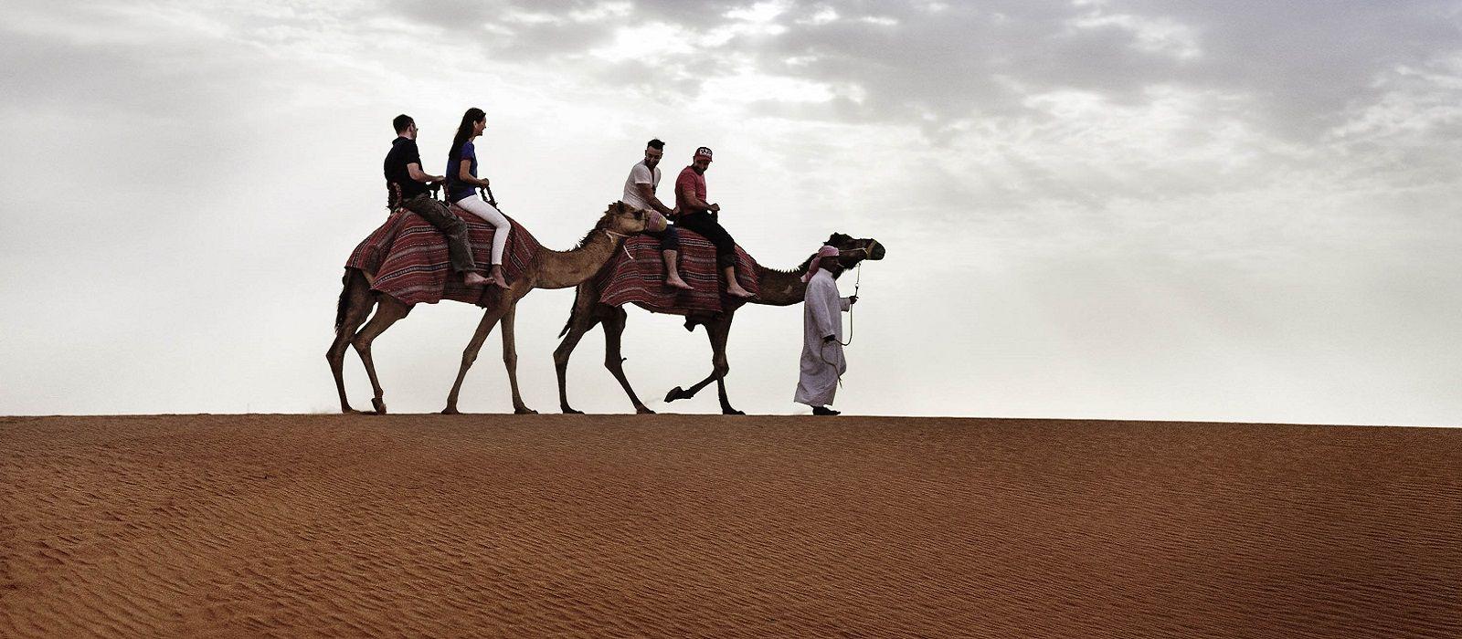 Goldener Sand: Dubai und die Malediven Urlaub 4