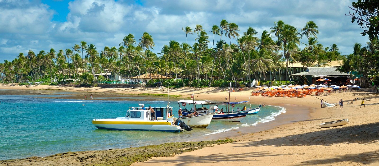Destination Praia do Forte Brazil