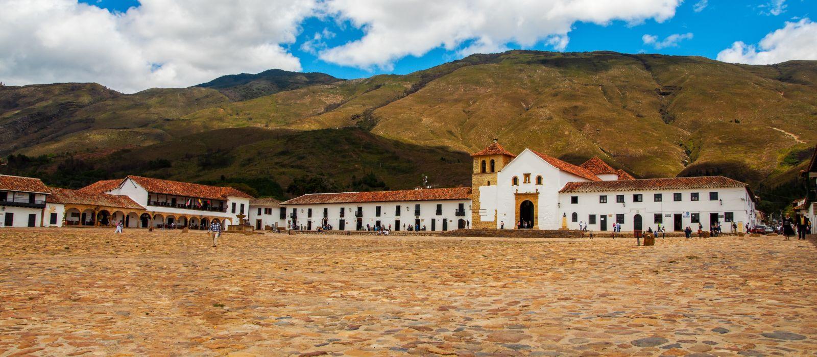 Destination Villa de Leyva Colombia