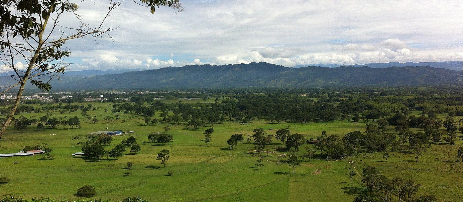Destination Pitalito Colombia