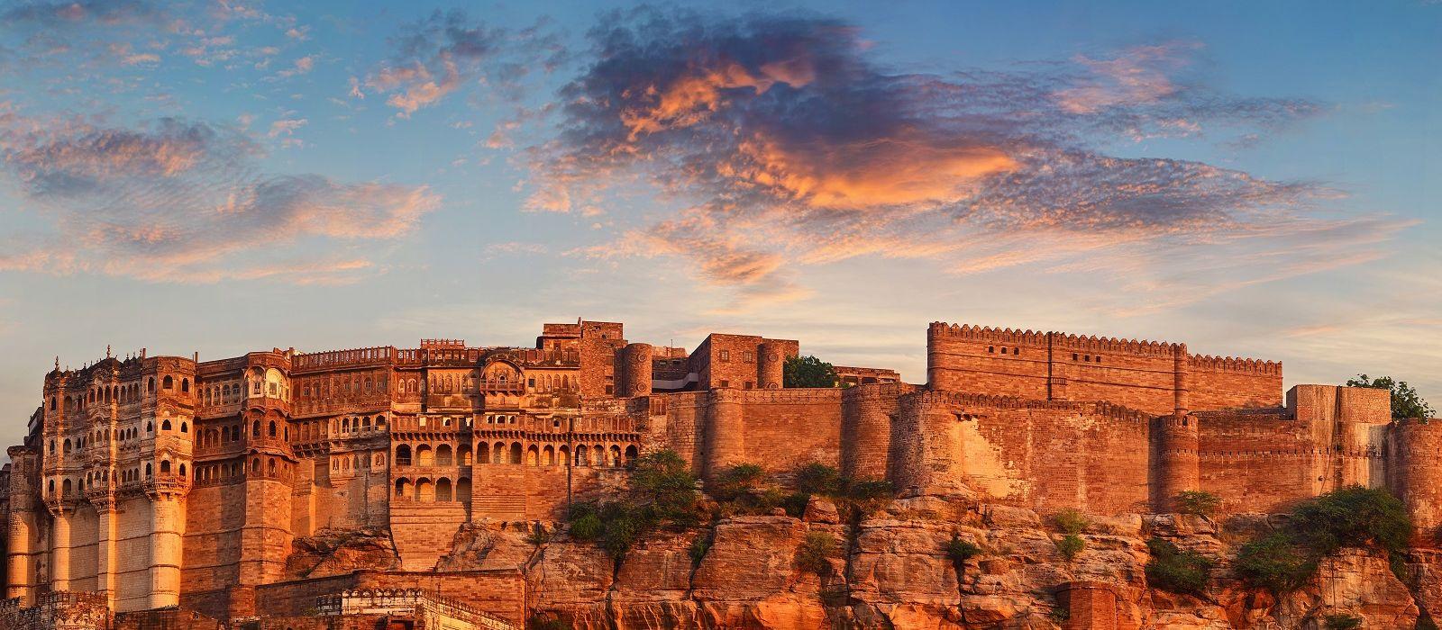 Nordindiens schönste Palasthotels – Luxuriöse Zeitreise Urlaub 4
