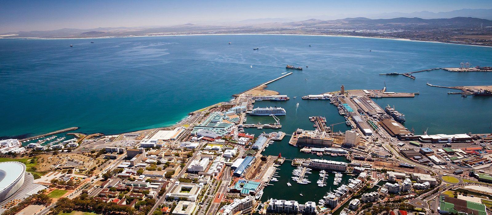 Kapstadt, Rovos Rails und Safari Urlaub 4