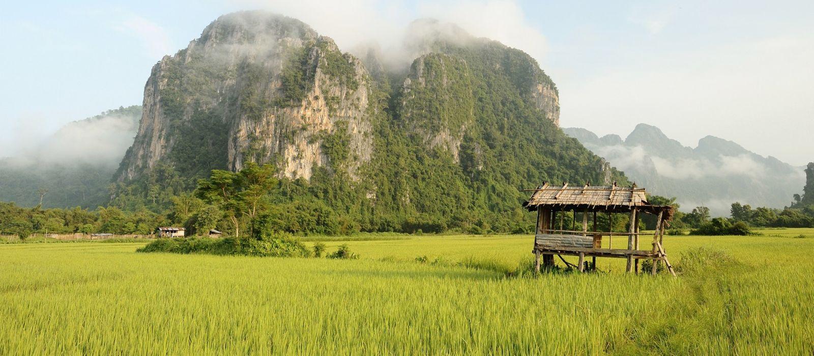 Lose yourself in Laos Tour Trip 1