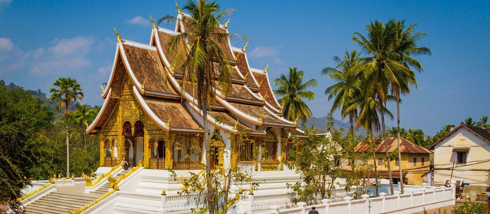 Verlieren Sie sich in der Schönheit von Laos Urlaub 7