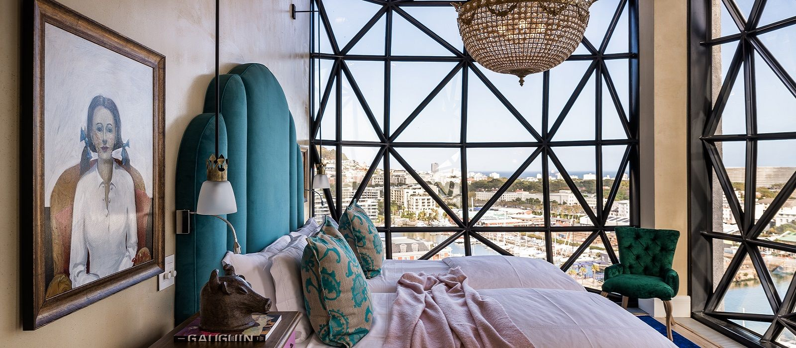 Hotel The Silo  South Africa