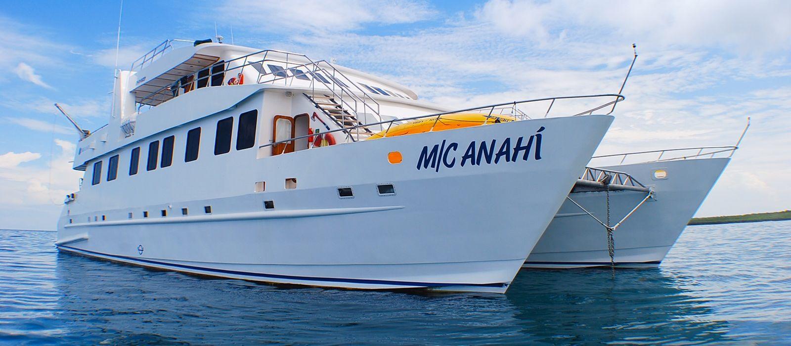 Hotel Yacht Anahi Ecuador/Galapagos