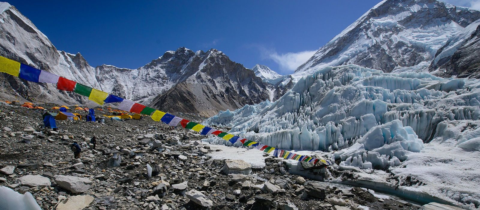 Destination Mount Everest Tibet