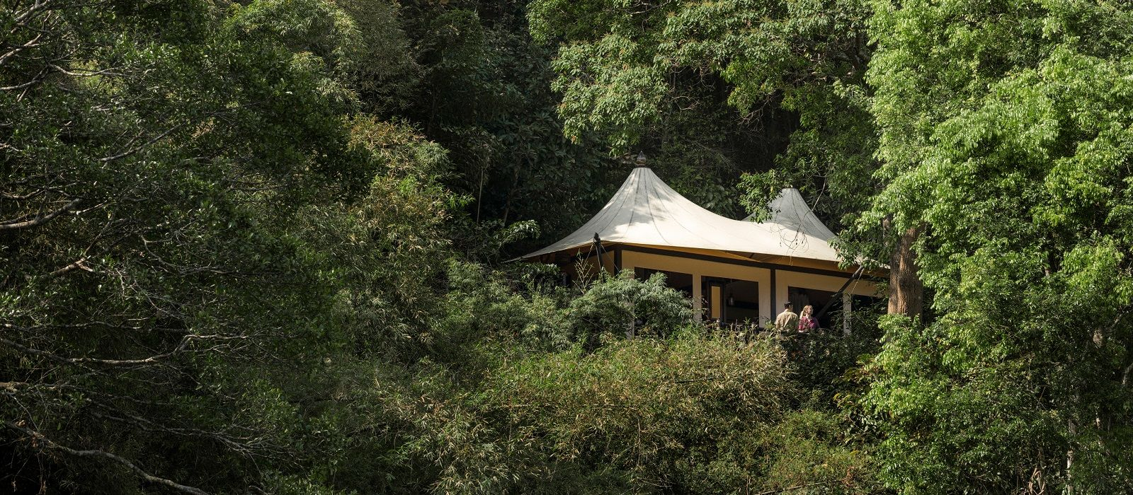 Hotel Four Seasons Tented Camp, Golden Triangle Thailand