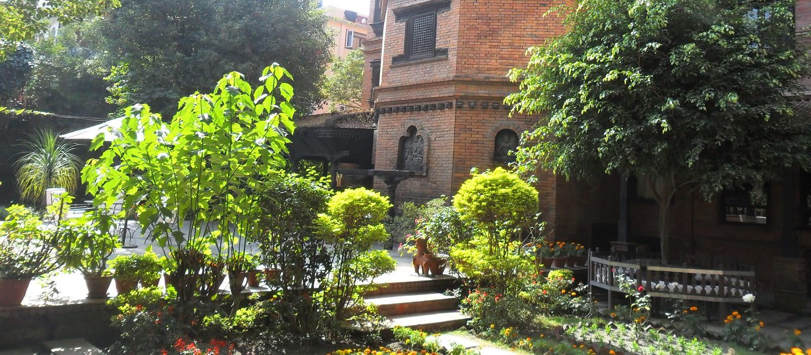 Hotel Kantipur Temple house Nepal