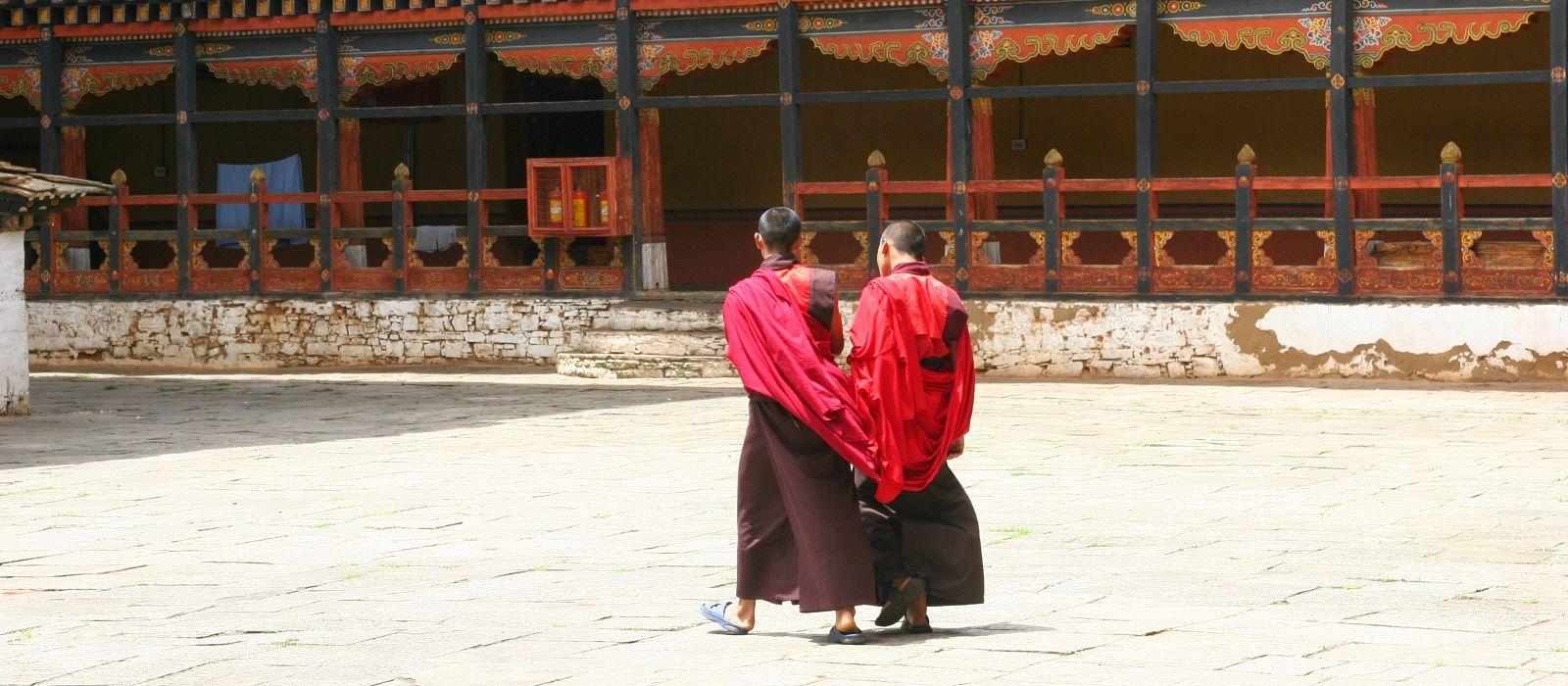 Highlights der Himalayas: Nepal, Bhutan und Tibet Urlaub 4