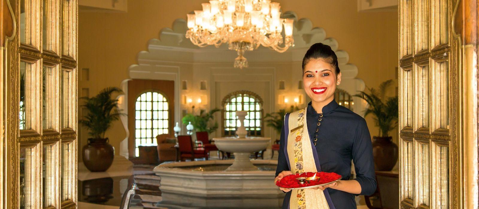 Glanzvolles Rajasthan & Taj Mahal: Exklusiver Luxus mit dem Oberoi-Angebot Urlaub 4