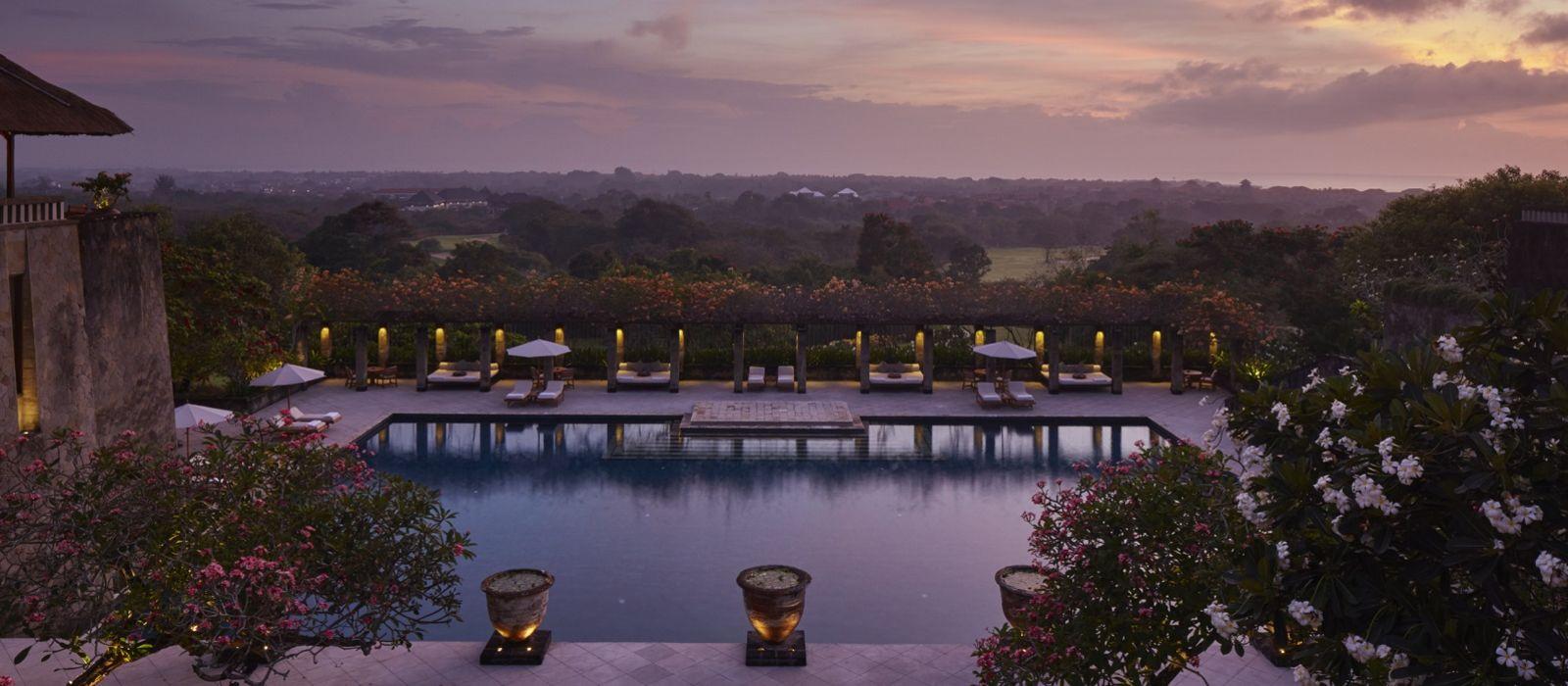 Hotel Amanusa Indonesia