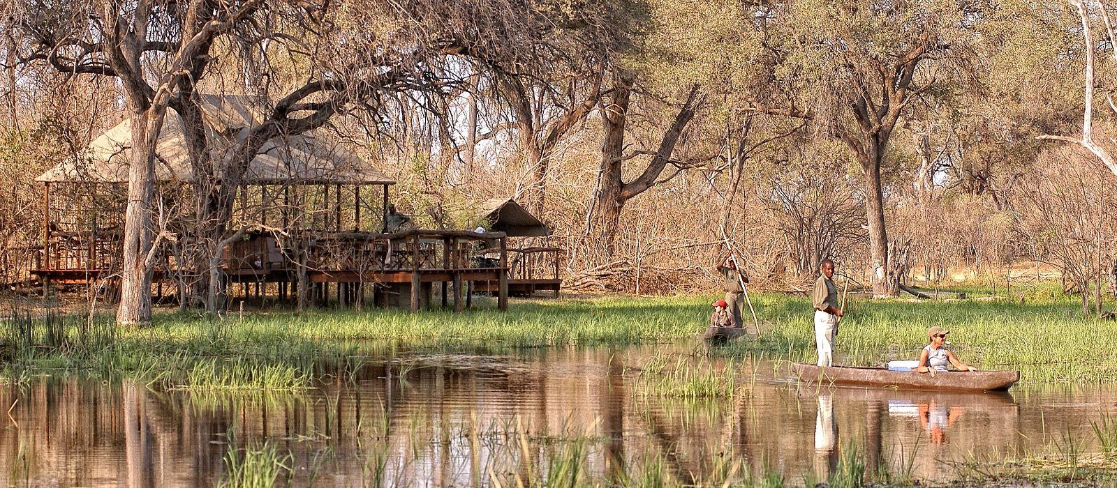 Safari Höhepunkte: Tansania, Simbabwe und Botswana Urlaub 2