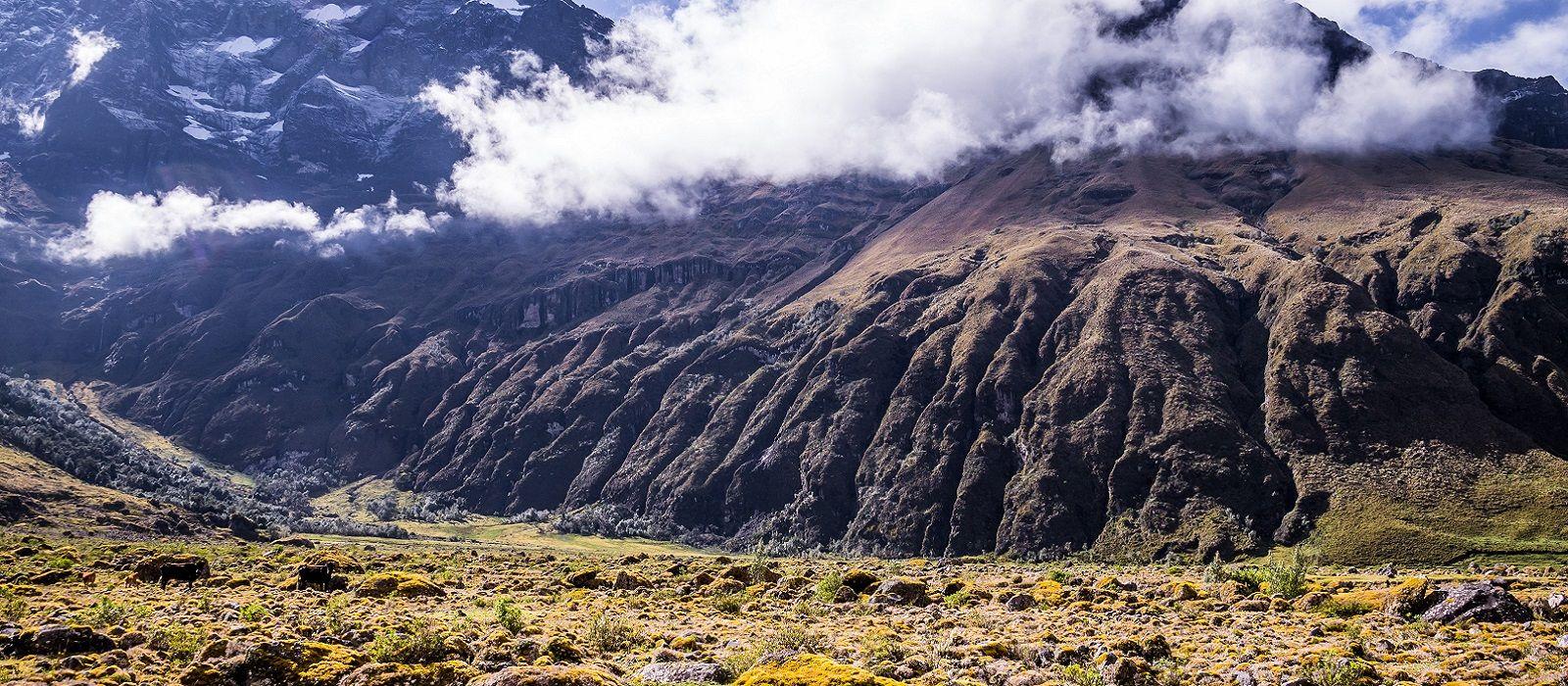 Destination Riobamba Ecuador/Galapagos
