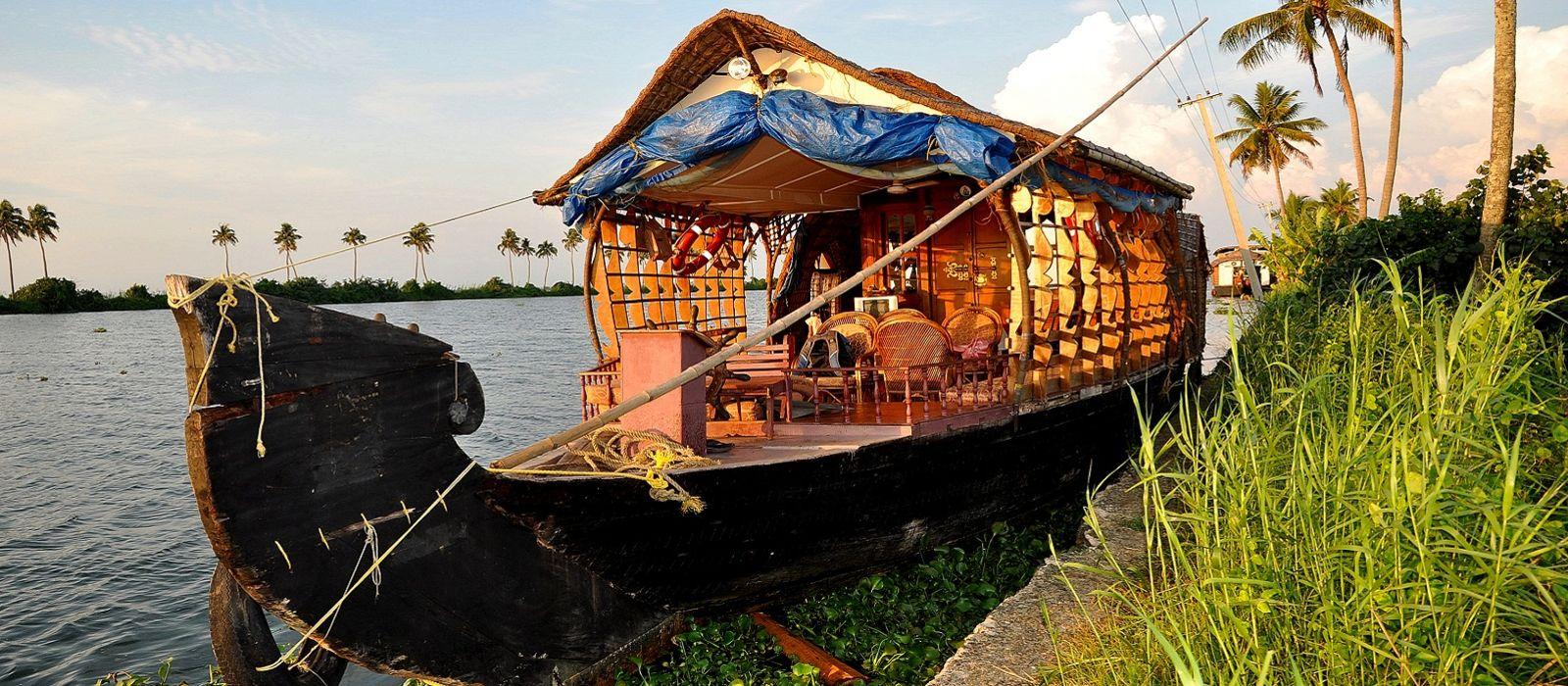 Kerala ganz Klassisch – Malabar Escapes Urlaub 4
