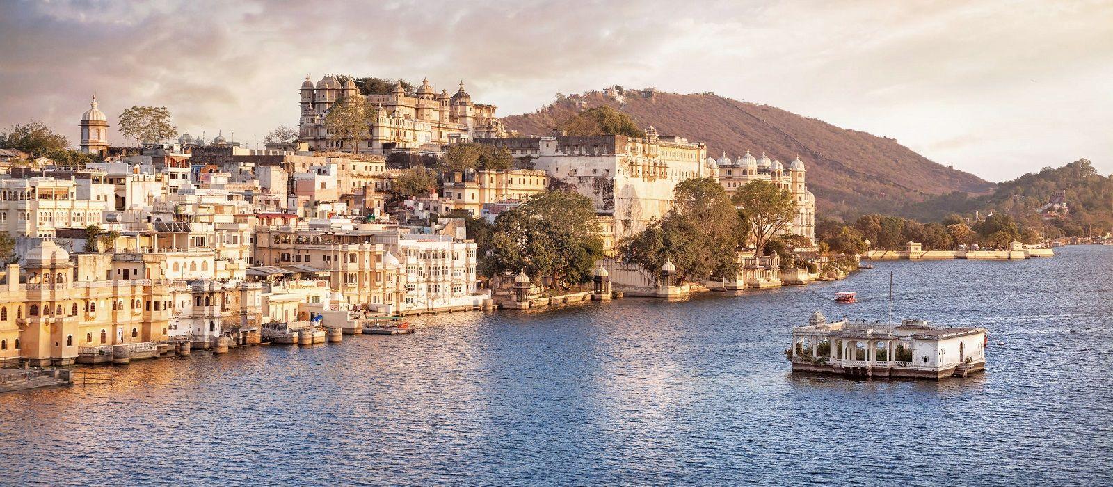 Die Farben Rajasthans und spirituelles Varanasi Urlaub 2
