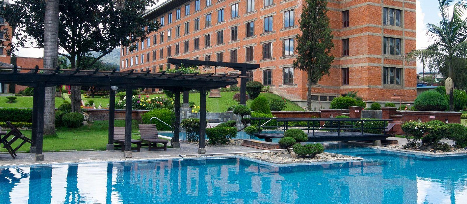 Hotel Crowne Plaza Soaltee Nepal