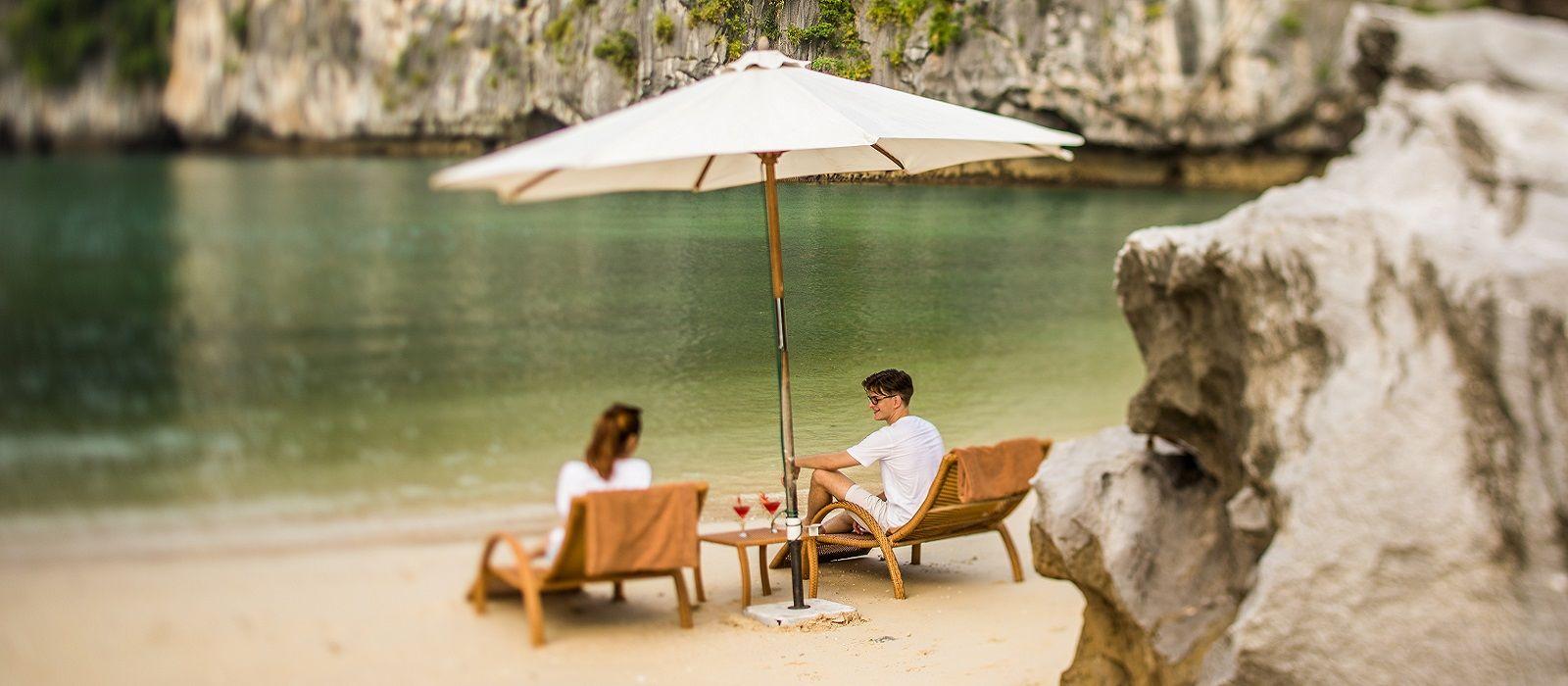 Hotel Bhaya Cruise Vietnam
