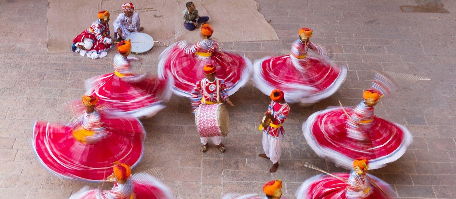 Oberoi Sommerangebot: Royales Rajasthan Urlaub 4
