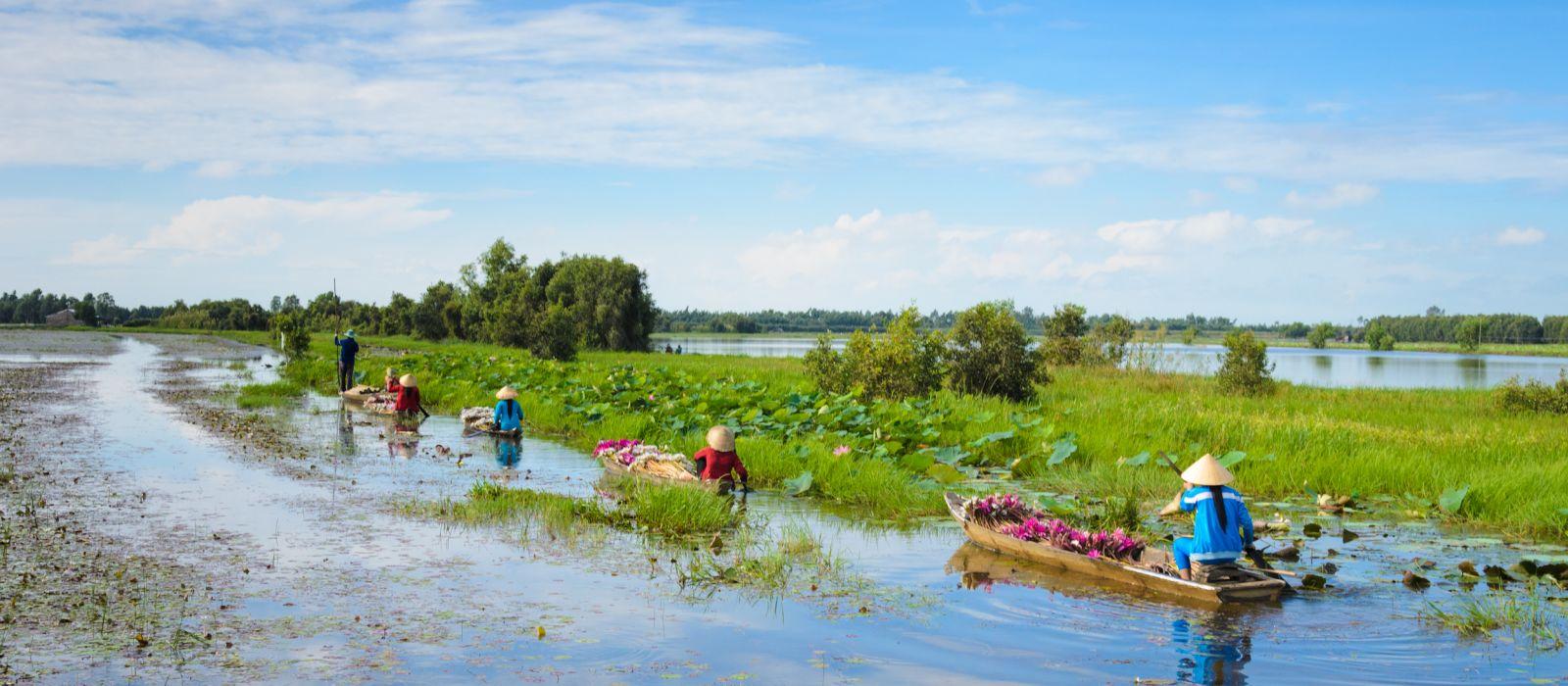 Vietnam und Kambodscha: Mekong und Phnom Penh entdecken Urlaub 4