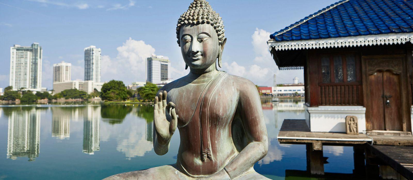 Die Höhepunkte Sri Lankas – Berge, heilige Felsen und Erholung am Strand Urlaub 5