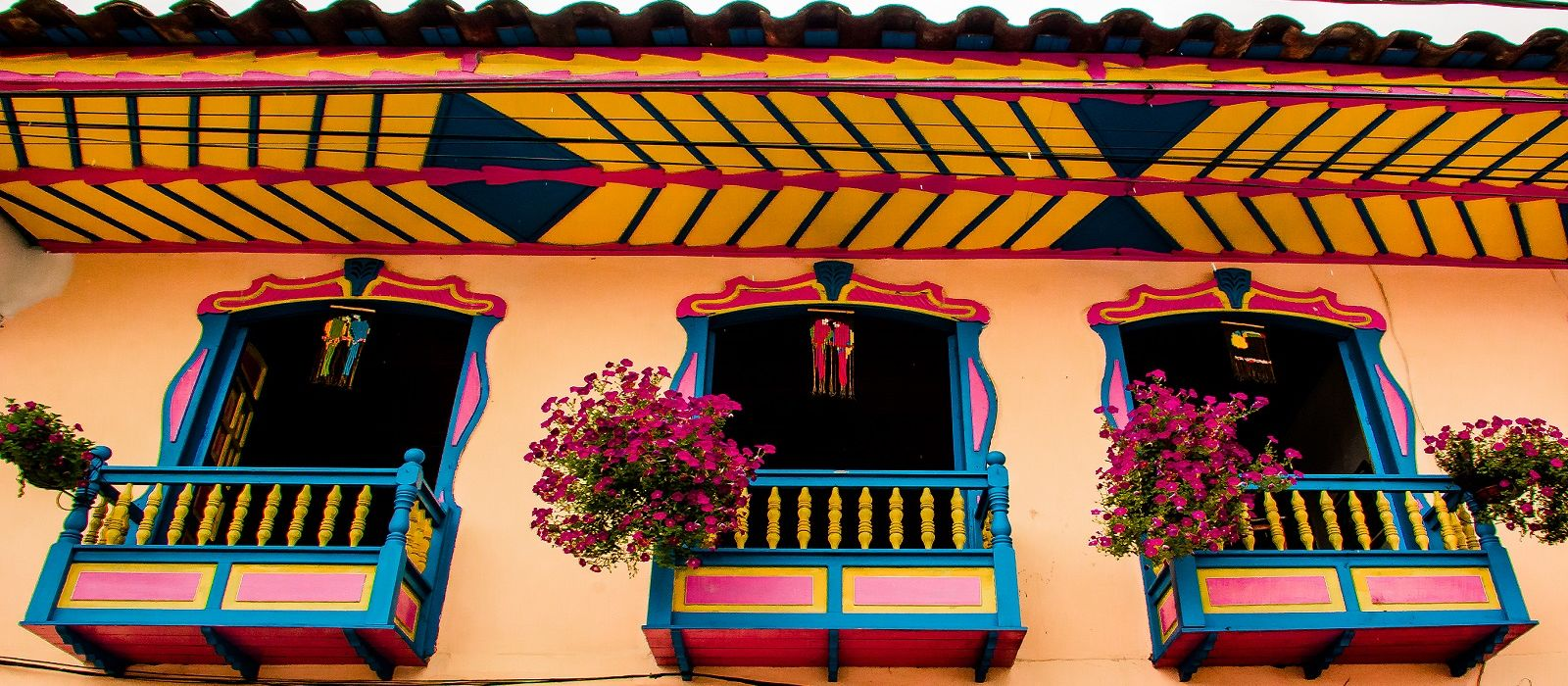Kunterbuntes Kolumbien Urlaub 5