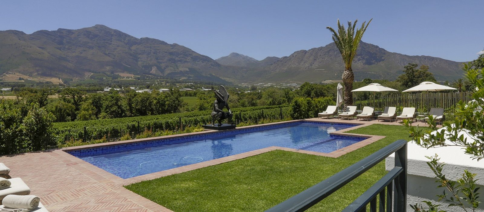 Hotel Leeu Estates South Africa