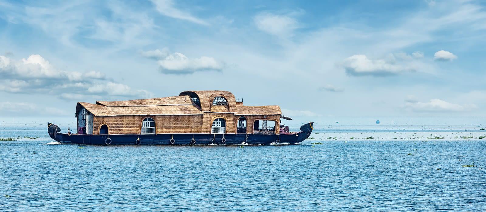 Classic Kerala: God's own Country Tour Trip 1