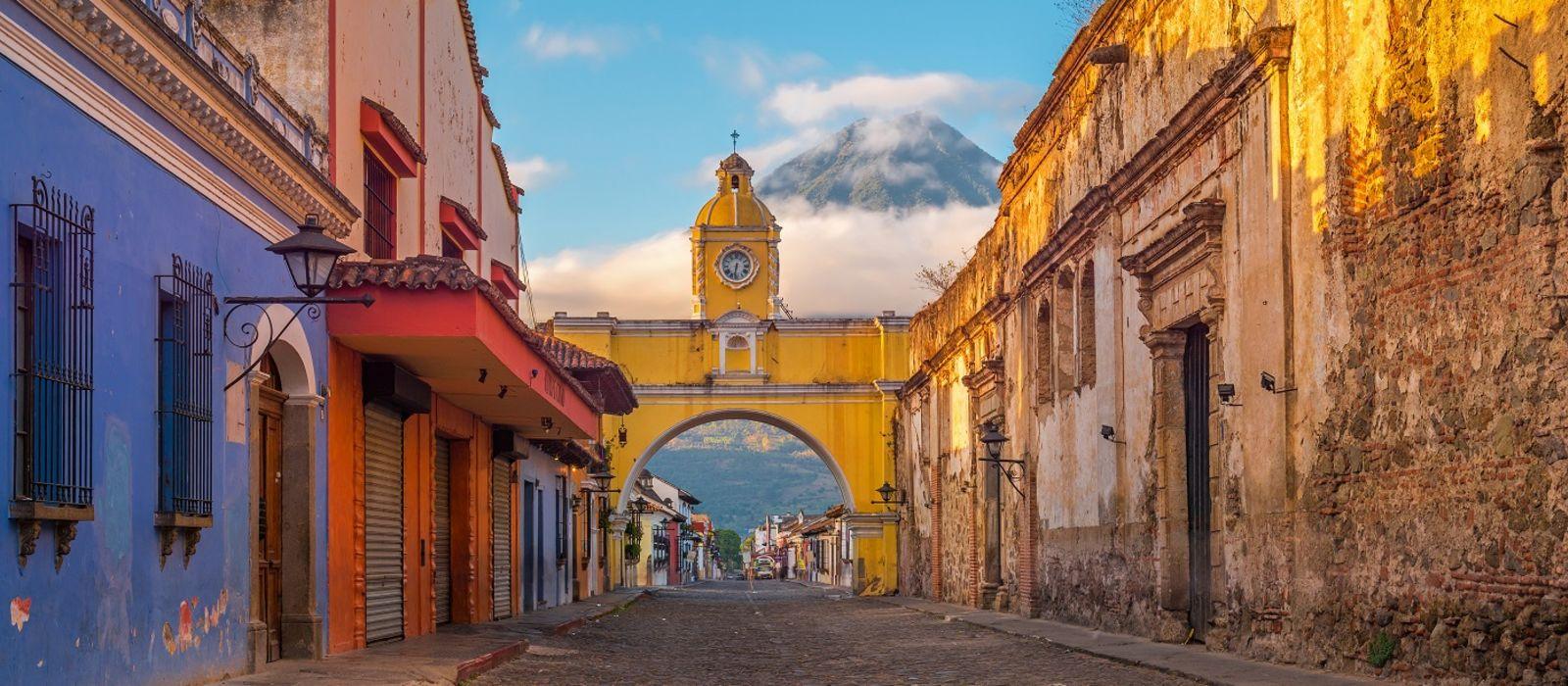Volcano Trekking in Guatemala Tour Trip 6