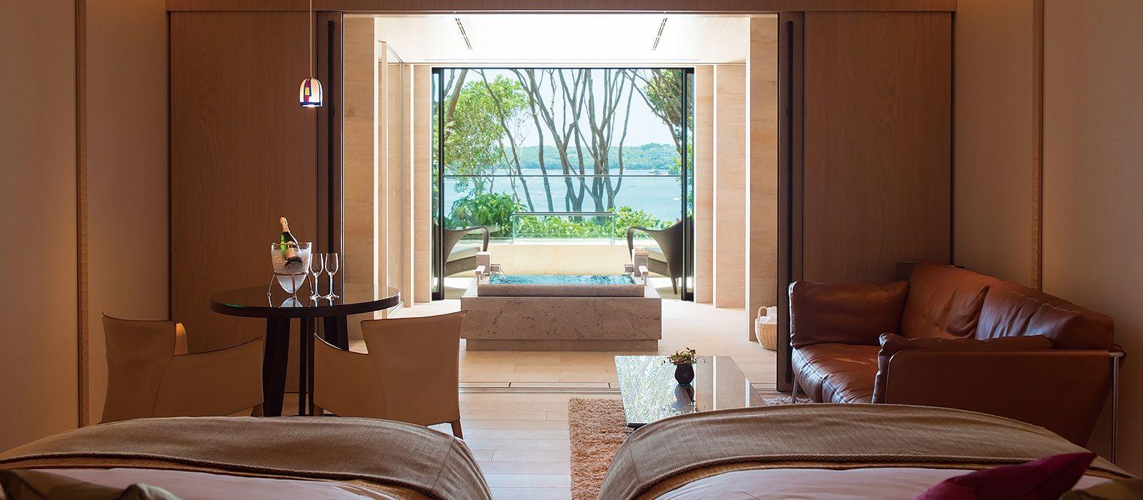Hotel The Hiramatsu Kashikojima Japan