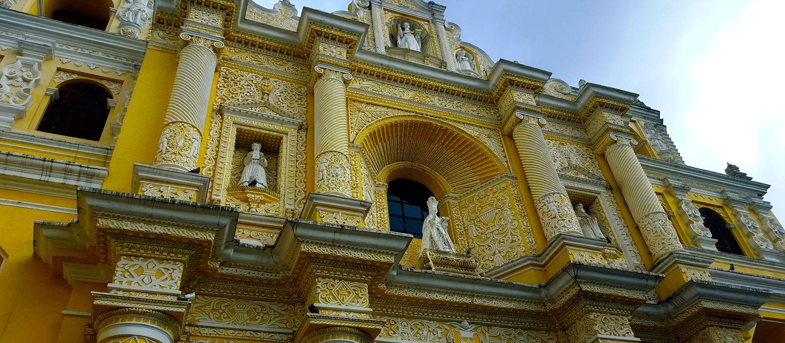 Guatemala Reise: Glitzernder See & schillernde Kultur Urlaub 4