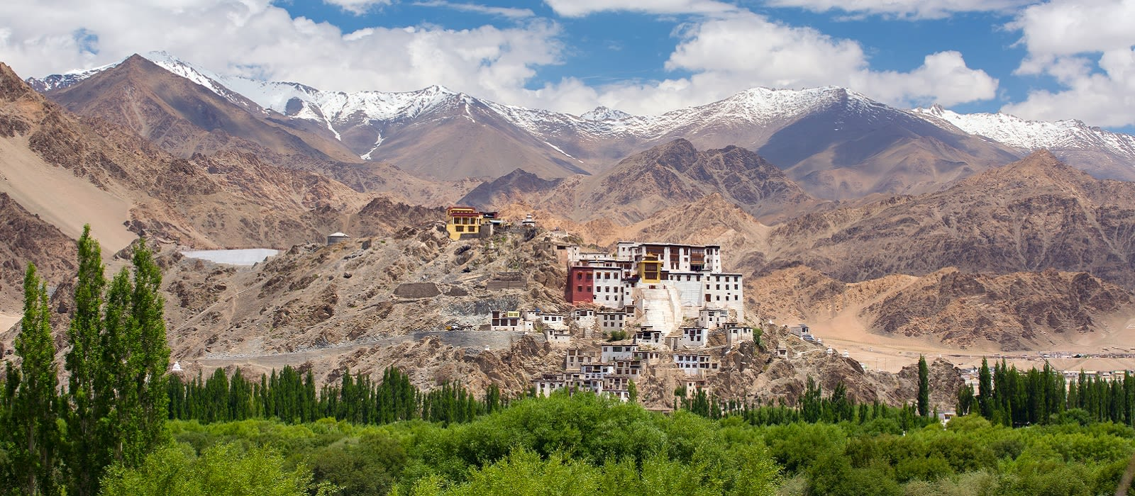 Leh's Buddhist Heritage and Natural Wonders Tour Trip 2