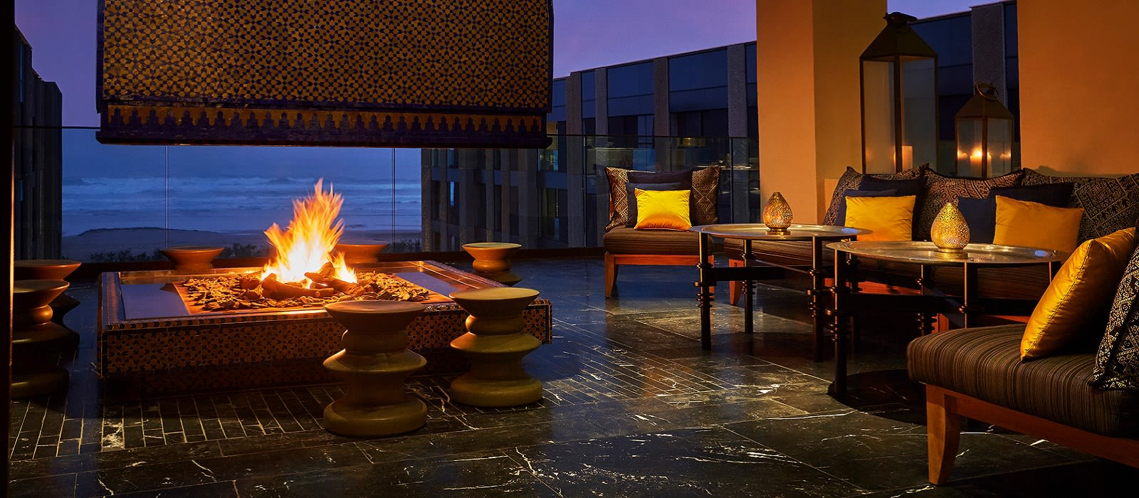 Hotel Four Seasons  Casablanca Marokko