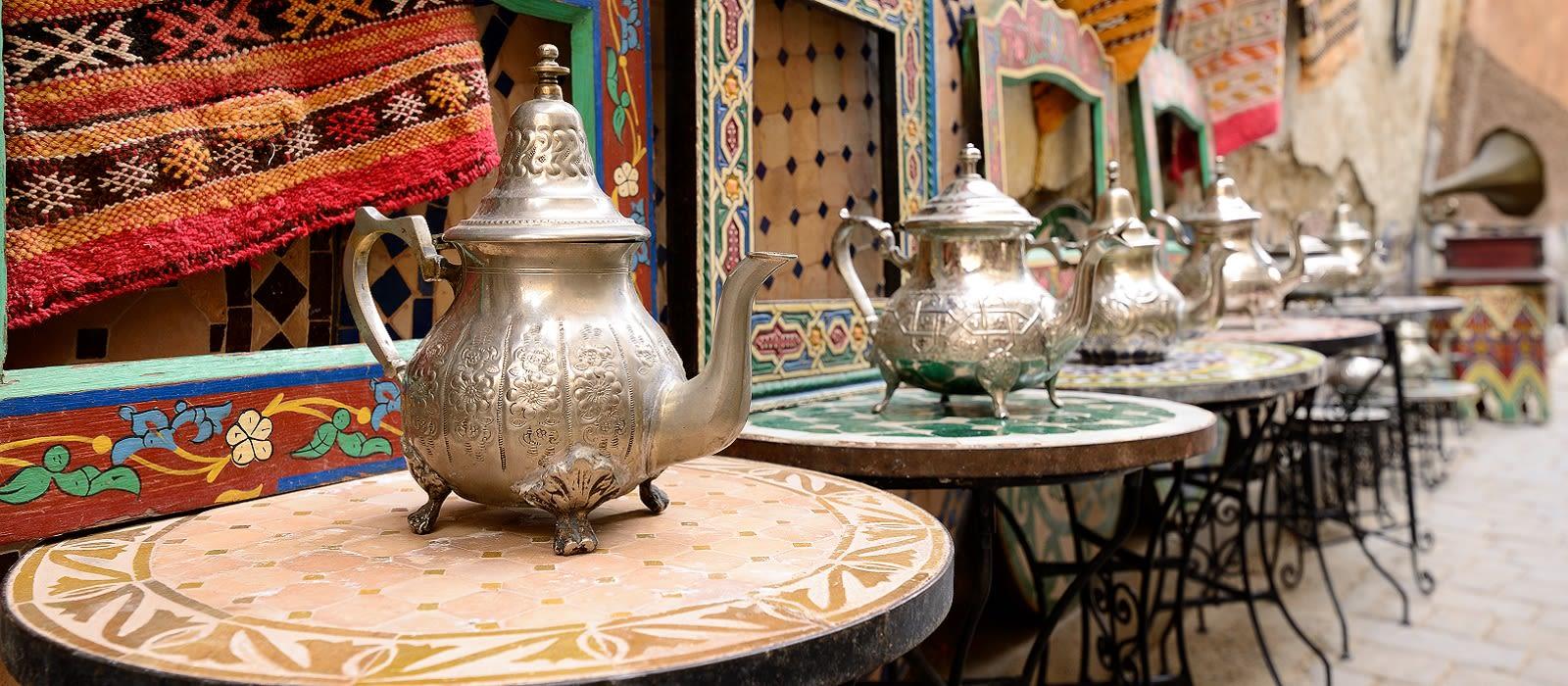 Marokko: Königsstädte & Bergwelten Urlaub 7