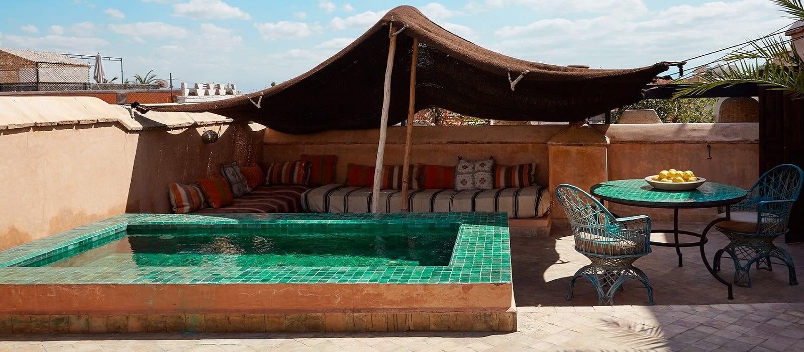 Hotel El Fenn Morocco
