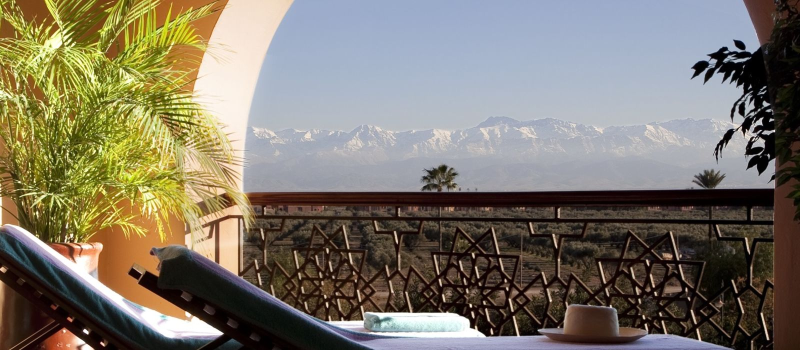 Hotel ES Saadi Marokko