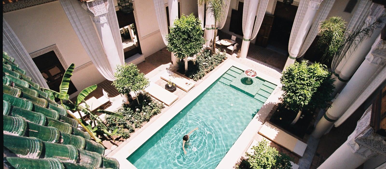 Hotel Riad Slitine Marokko