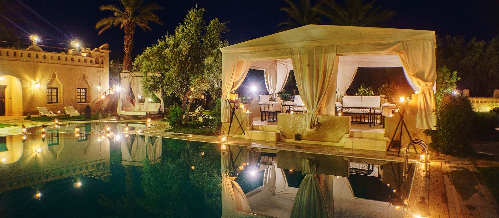 Hotel Ksar El Kabbaba Morocco