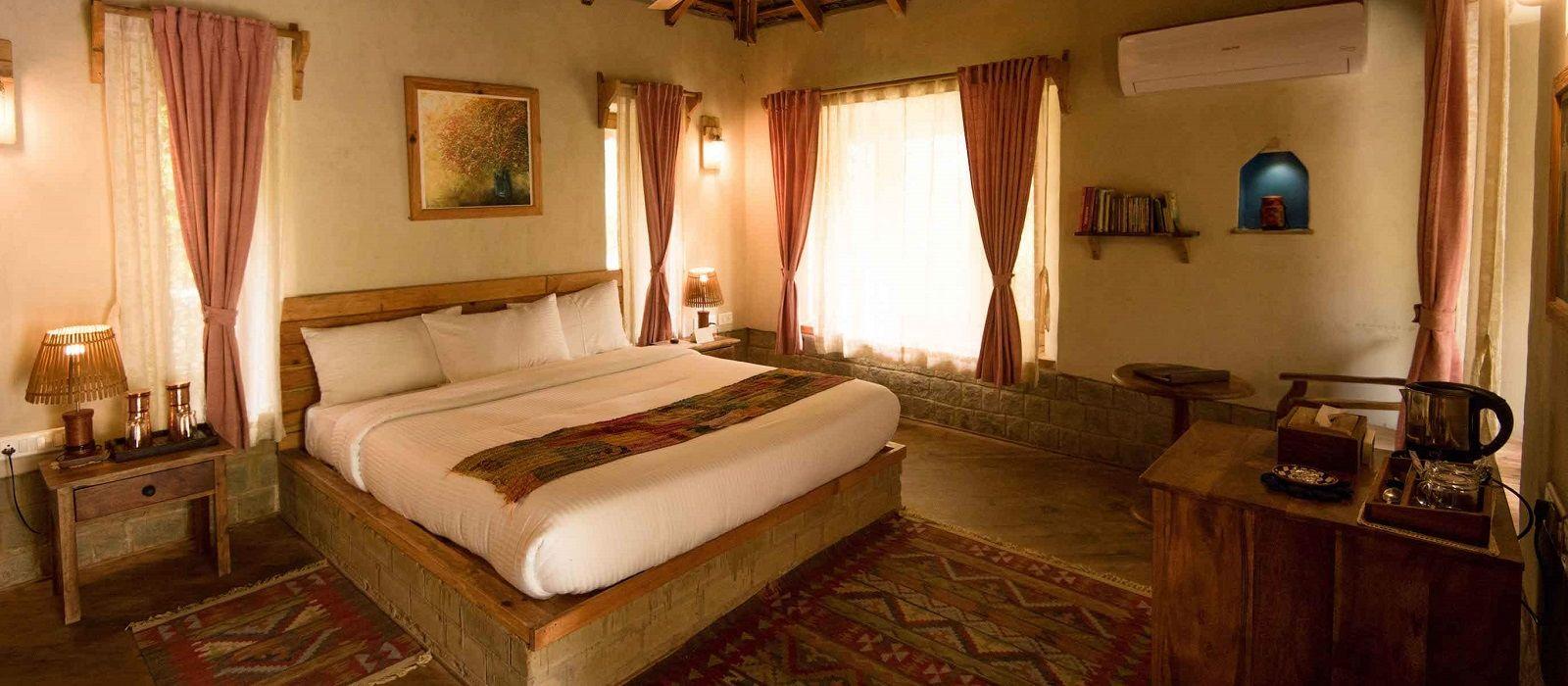 Hotel The Lodge at Wah Nordindien