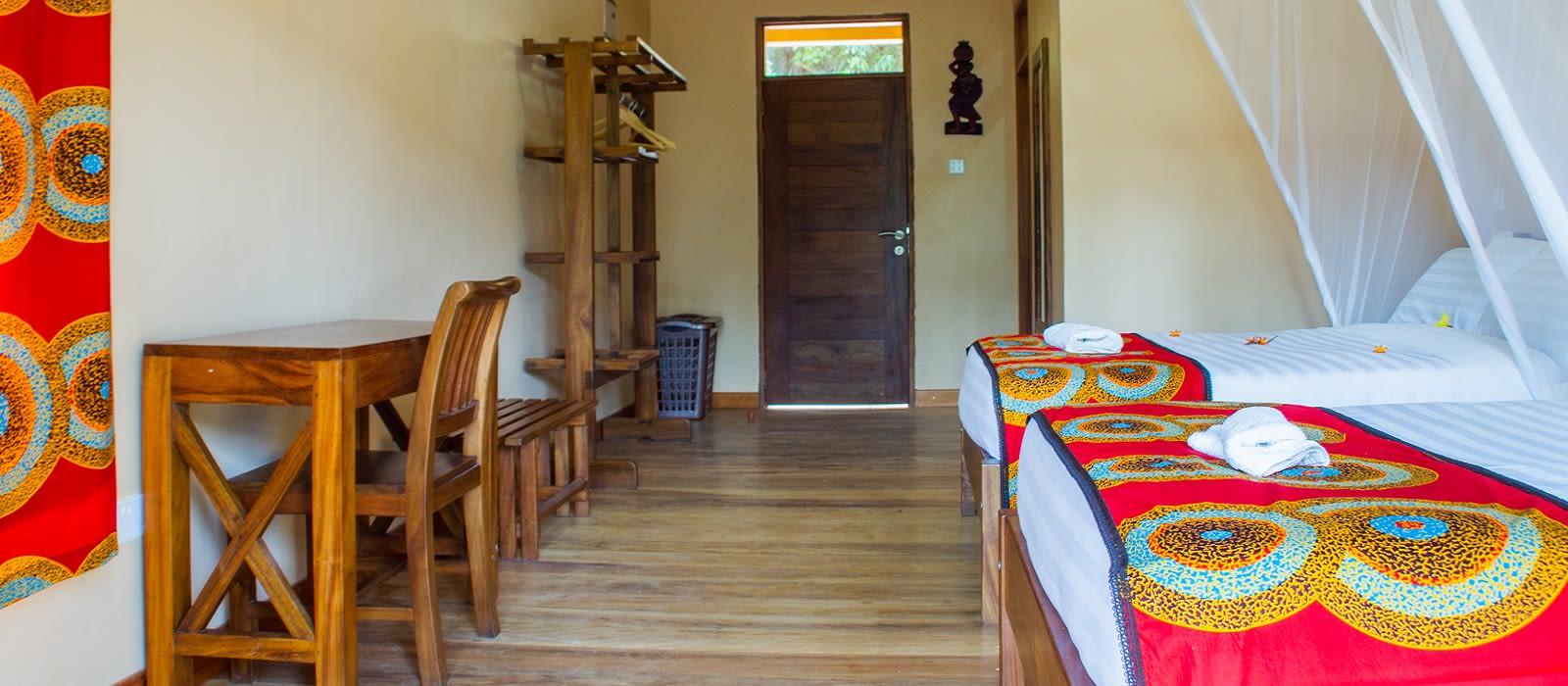 Hotel Ichumbi Gorilla Lodge Uganda