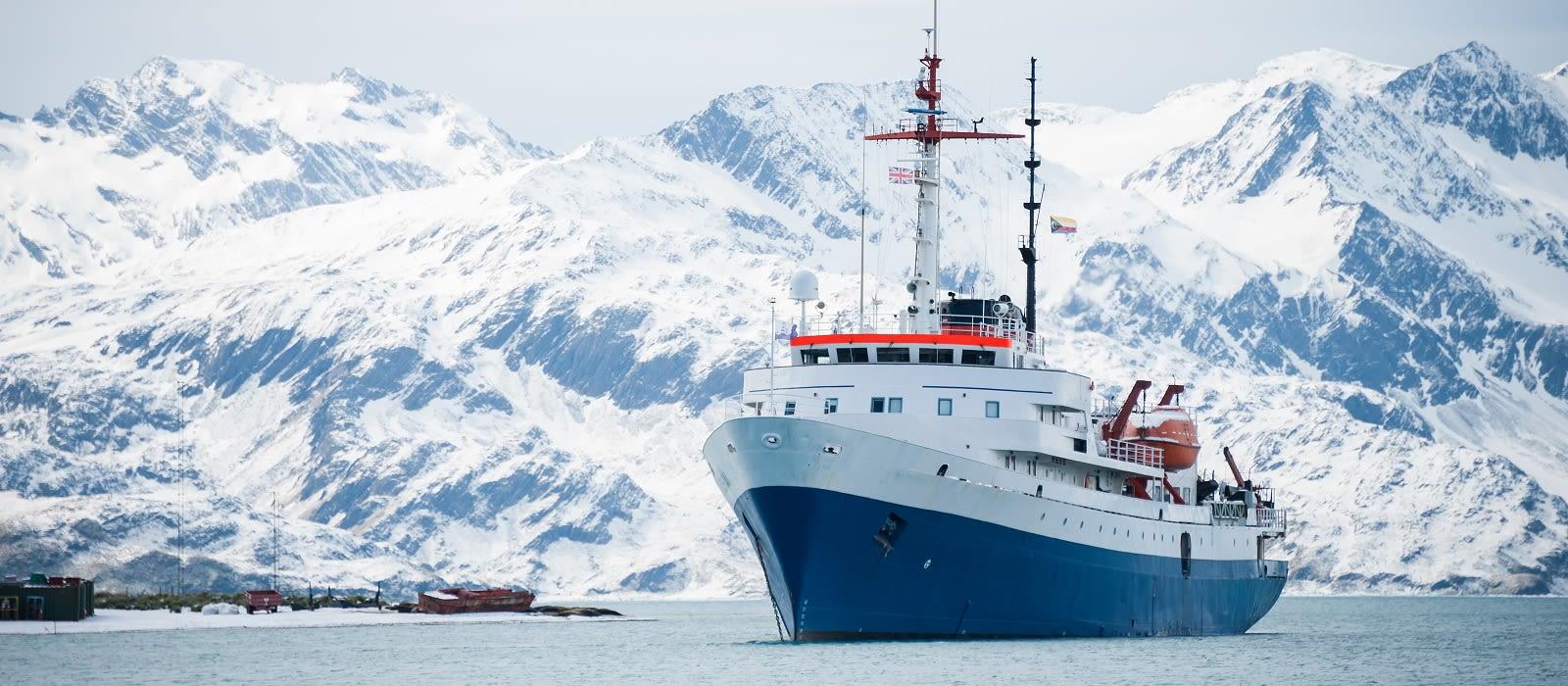 Adventures of the Southern Ocean: Falklands, South Georgia & Antarctica Tour Trip 4