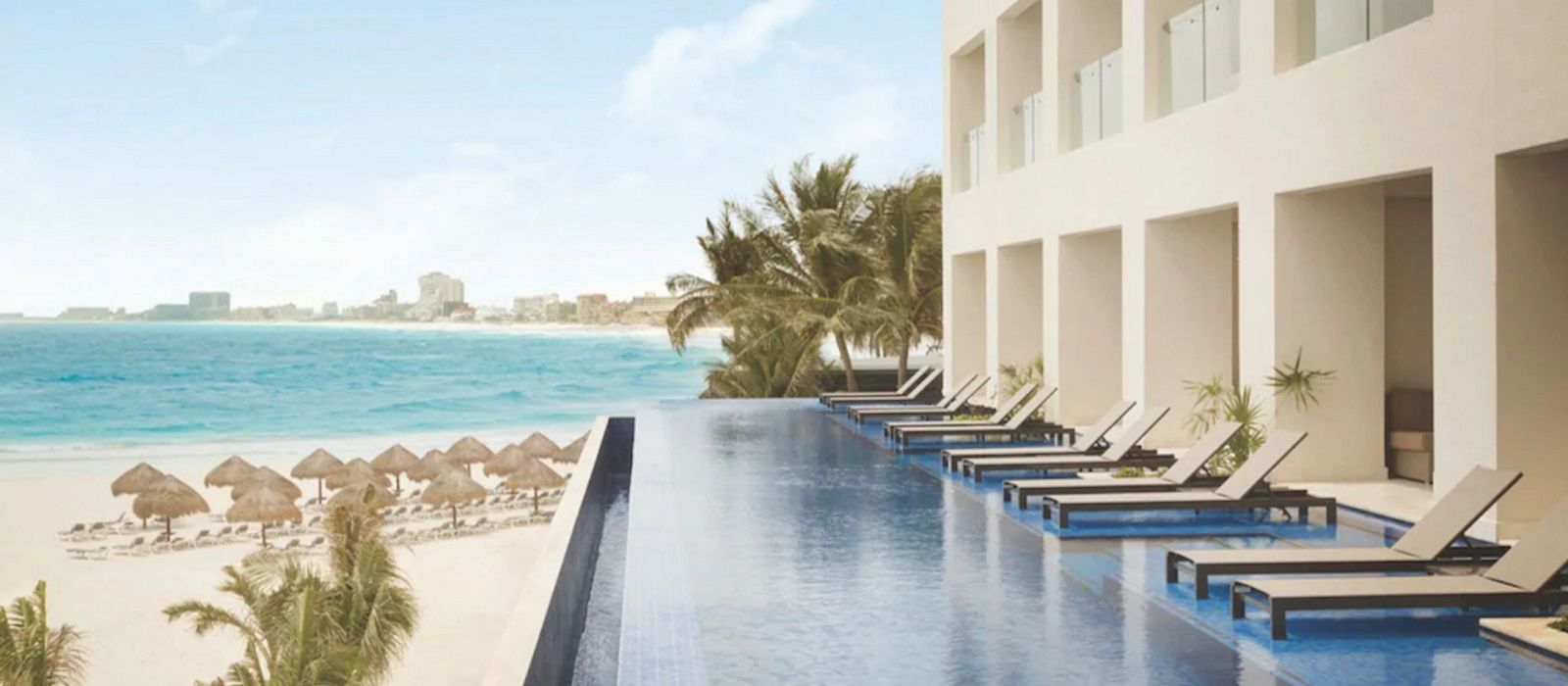 Hotel Hyatt Ziva Cancun Mexiko